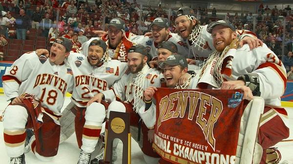 Frozen Four: Denver captures the title