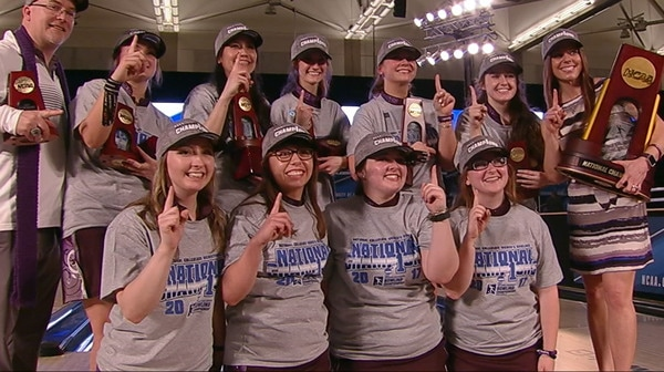 NC Women's Bowling: McKendree wins National Championship