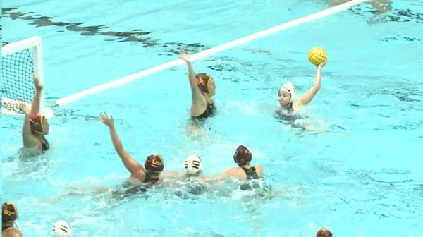 2017 NC Women's Water Polo Championship: Quarterfinal Recap