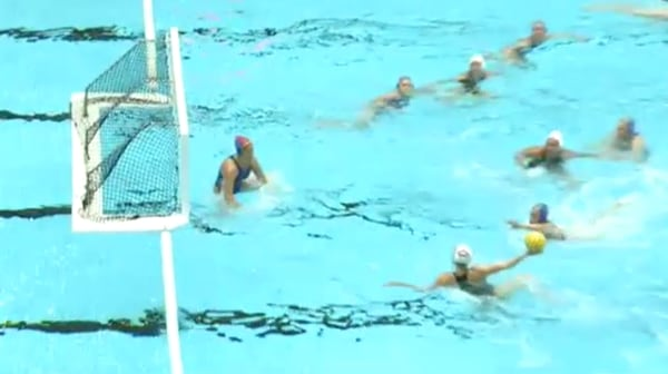 2017 NC Women's Water Polo Championship Final Full Replay: Stanford vs. UCLA