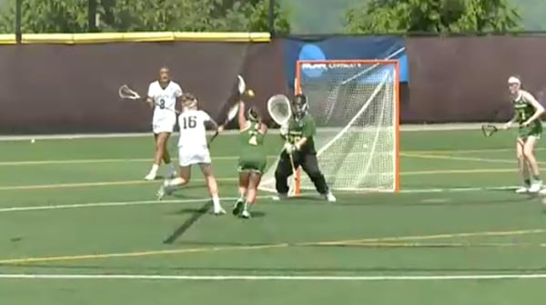 2017 DII Women's Lacrosse Semifinal Full Replay: Le Moyne vs. Adelphi