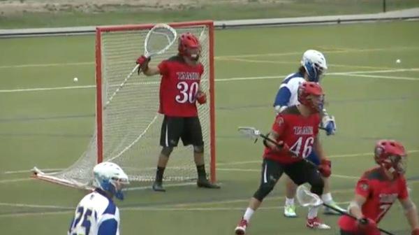 2017 DII Men's Lacrosse Semifinal Full Replay: Tampa vs. Limestone