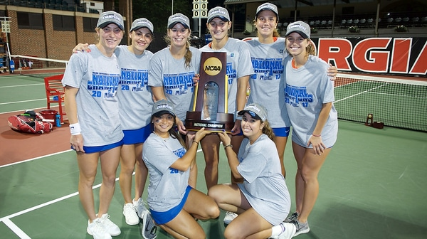 DI Women's Tennis: Florida takes home the National Championship