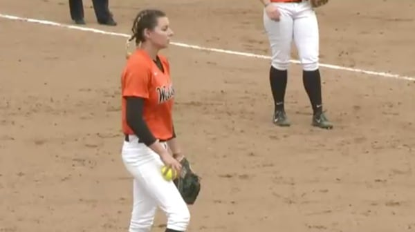 2017 DII Softball Game 2 Full Replay: Molloy vs. West Virginia Wesleyan