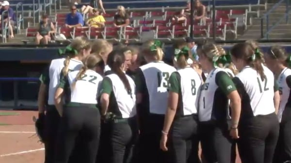 2017 DIII Softball Game 3 Full Replay: St. Catherine vs. Illinois Wesleyan