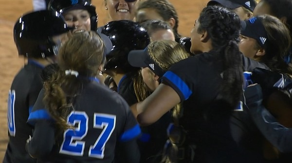 DI Softball: UCLA takes Game 1 over Ole Miss