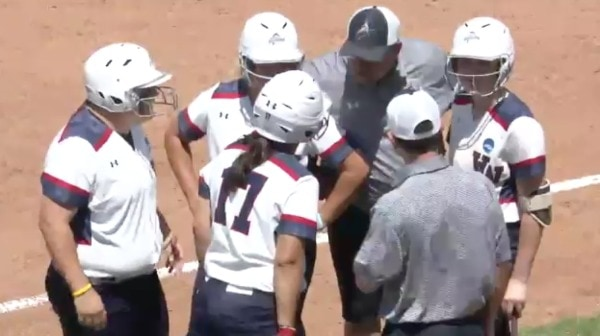 2017 DIII Softball Game 5 Full Replay: Trine vs.Virginia Wesleyan