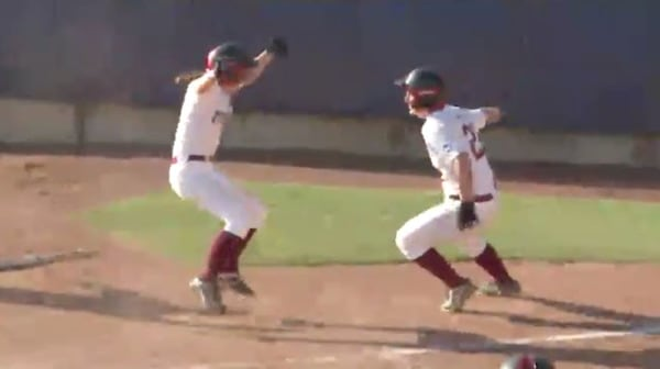 2017 DIII Softball Game 7 Full Replay: Illinois Wesleyan vs. St. John Fisher