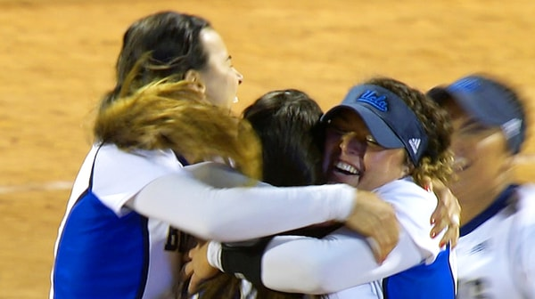 DI Softball: UCLA advances to WCWS