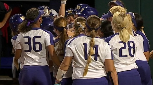 DI Softball: Washington beats Utah