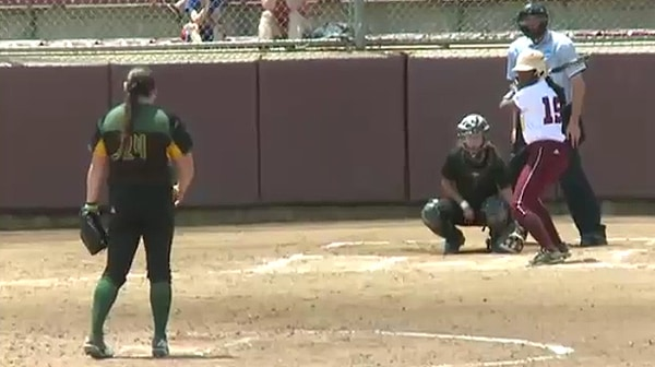 2017 DII Softball Game 9 Full Replay: Armstrong State vs. Humboldt State