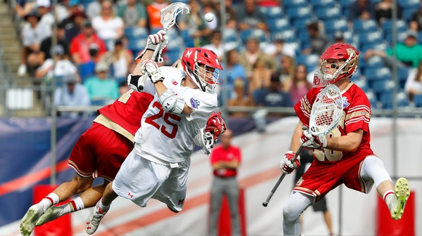 DI Men's Lacrosse: Maryland advances to its third-straight Championship game