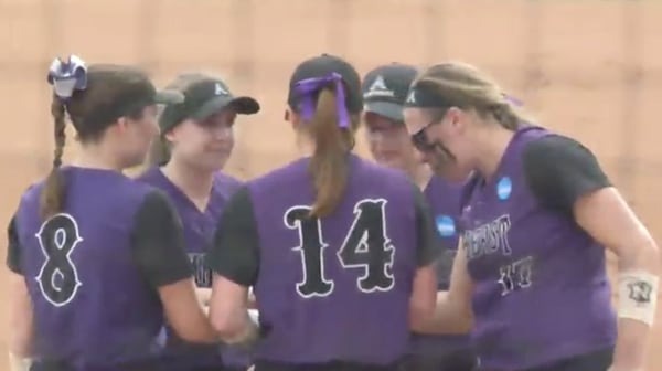 2017 DIII Softball Game 10 Full Replay: Amherst vs. Williams
