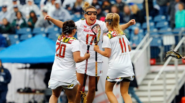DI Women's Lacrosse: Maryland cruises to the national championship