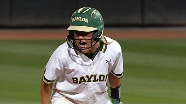 DI Softball: Baylor beats Arizona