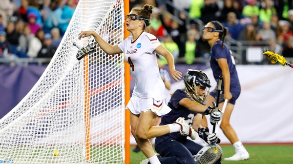 DI Women's Lacrosse: Boston College heads to the national championship