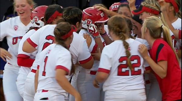 DI Softball: Utah beats Washington