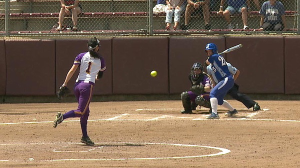 DII Softball Championship Game 1 Full Replay: Minnesota State vs. Angelo State