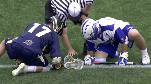 2017 DII Men's Lacrosse Championship Full Replay: Merrimack vs. Limestone