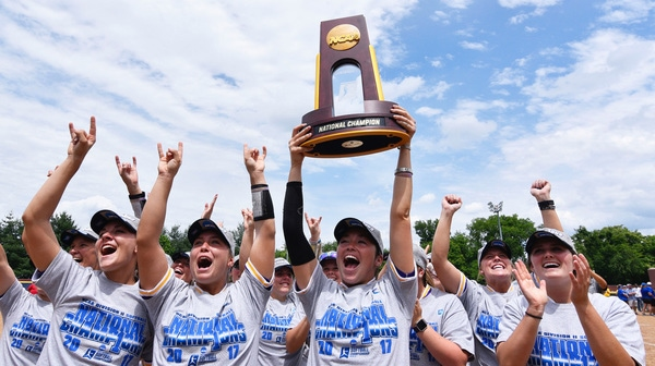 Minnesota State wins the 2017 DII Softball Championship