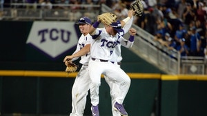 CWS: TCU edges past Louisville in NCAA...