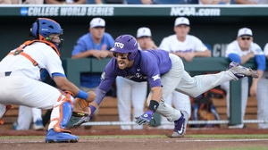 CWS: TCU forces a deciding game against...