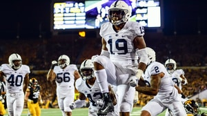 College Football: Penn State holds off Iowa