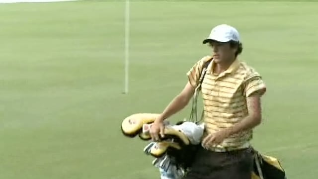 2012 DIII Men's Golf Championship, Final highlights