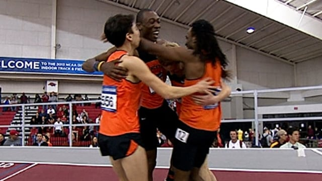 2013 DI Indoor Track & Field Championships: Day 1 Recap