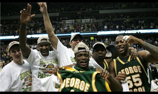 All-Time Moments: Verne Lundquist recalls George Mason's Final Four run