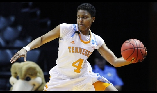 First Round: Lady Vols top Golden Eagles