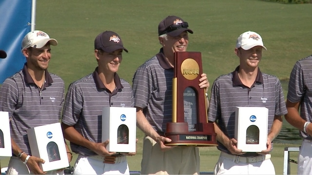 2013 DIII Men's Golf Championship: Final Day - Recap