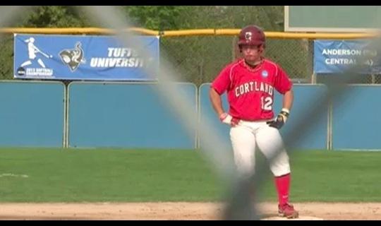 2013 DIII Softball: SUNY Cortland vs Luther - Full Replay