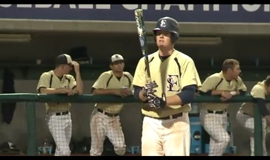 2013 DII Baseball: Tampa vs. St. Edwards- Full replay