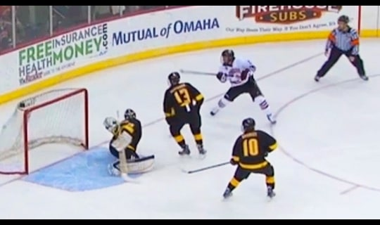Men's Hockey: Top 5 Plays of the Week