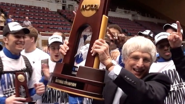 Notre Dame College wins the 2014 DII Wrestling Championship