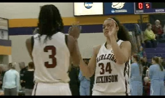 2014 DIII Women's Basketball Semifinal Recap