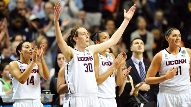 Women's Final Four: UConn ready to repeat