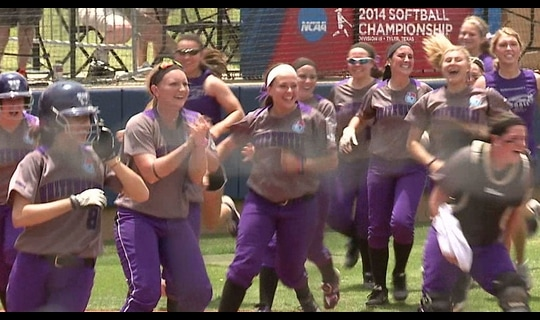 2014 DIII Softball Championship: Day One Recap