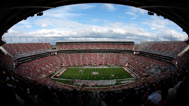 Pillars of the Program: Alabama football