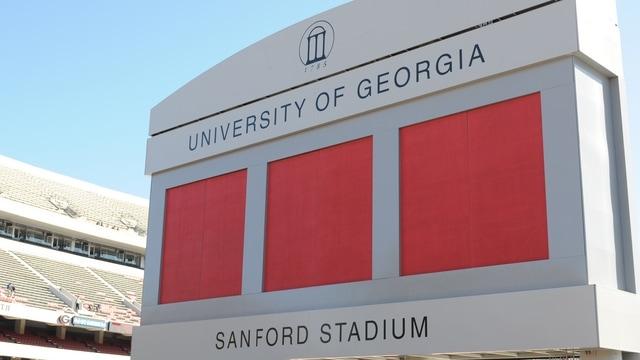 Pillars of the Program: Georgia football