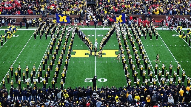 Pillars of the Program: Michigan football