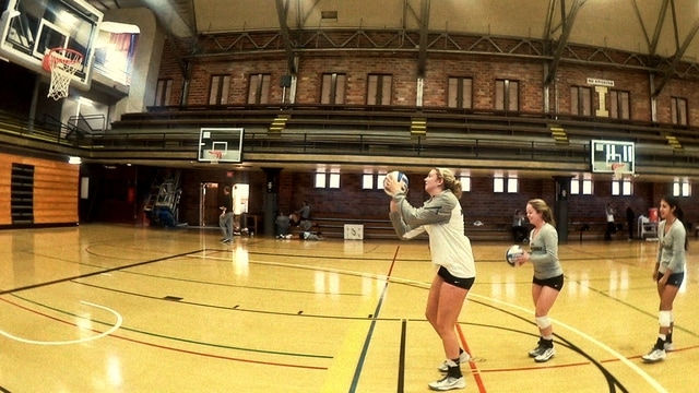 All Access: Mizzou volleyball hoops