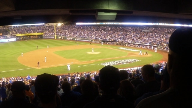 All Access: World Series bound
