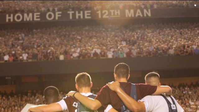 Traditions: Texas A&M's Midnight Yell