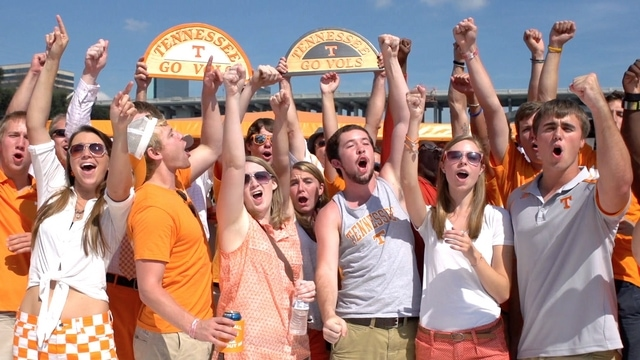 Traditions: Tennessee's Vol Navy