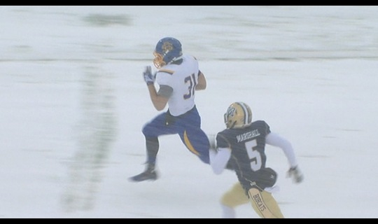 Gamechanger: Zenner runs wild for South Dakota State