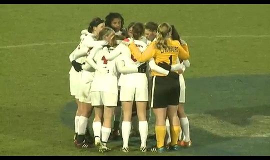 Lynchburg wins the 2014 DIII Women's Soccer Championship