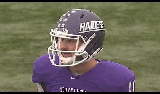 Gamechanger: Mount Union strikes early and often