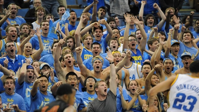 Traditions: UCLA's Frisbee Cheer